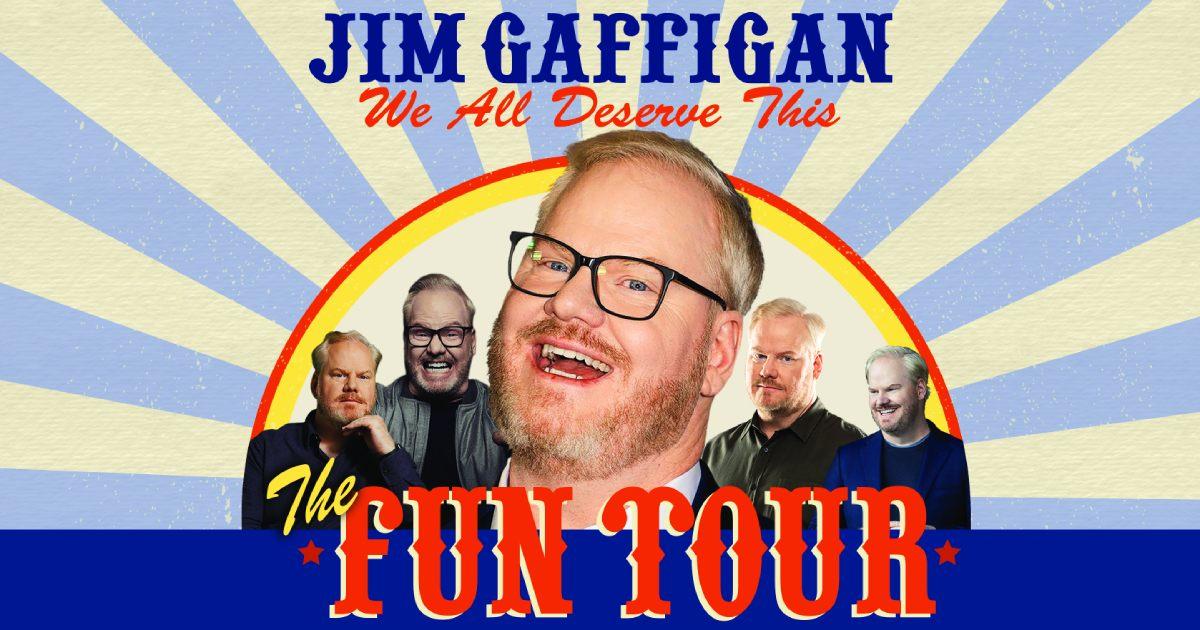 Jim Gaffigan   The Fun Tour